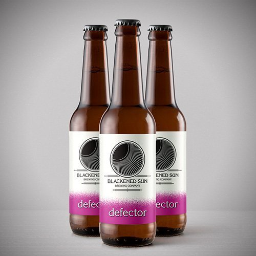 defector west coast pale - blackened sun brewing company milton keynes craft beer