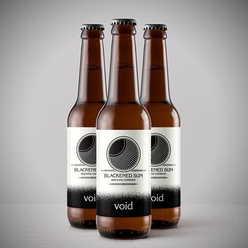 void black ipa from blackened sun brewing company